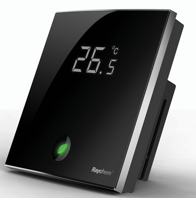 "Floor heating thermostat ""Green Leaf"""